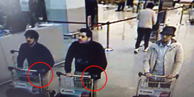 air-journal DH.be suspects attentats aeroport bruxelles