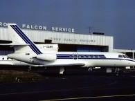 air-journal Dassault falcon 50