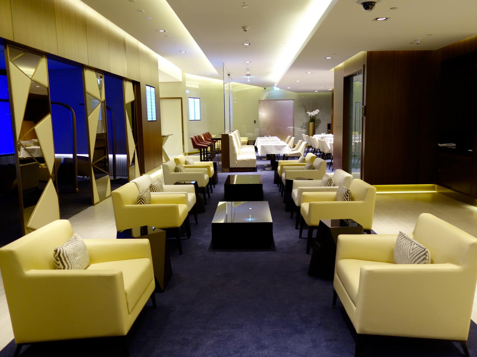 Etihad airways inaugure abou dhabi un salon avec spa for Le salon spa