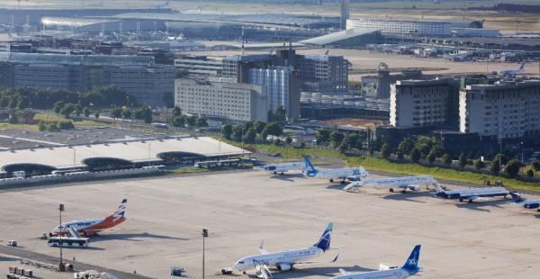 air-journal adp aeroport roissy-cdg