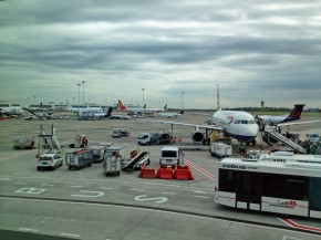 air-journal aeroport bruxelles airport british