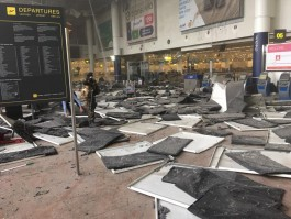 air-journal aeroport bruxelles attentat copyright Jef Versele
