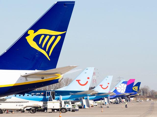 Ryanair a Bruxelles-Charlero: tre nuove vie invernali per l'Italia 1 Air Journal