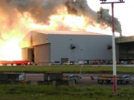 air-journal aeroport dublin incendie