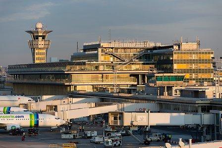 air journal aeroport orly sud avions et tour de controle low air journal. Black Bedroom Furniture Sets. Home Design Ideas