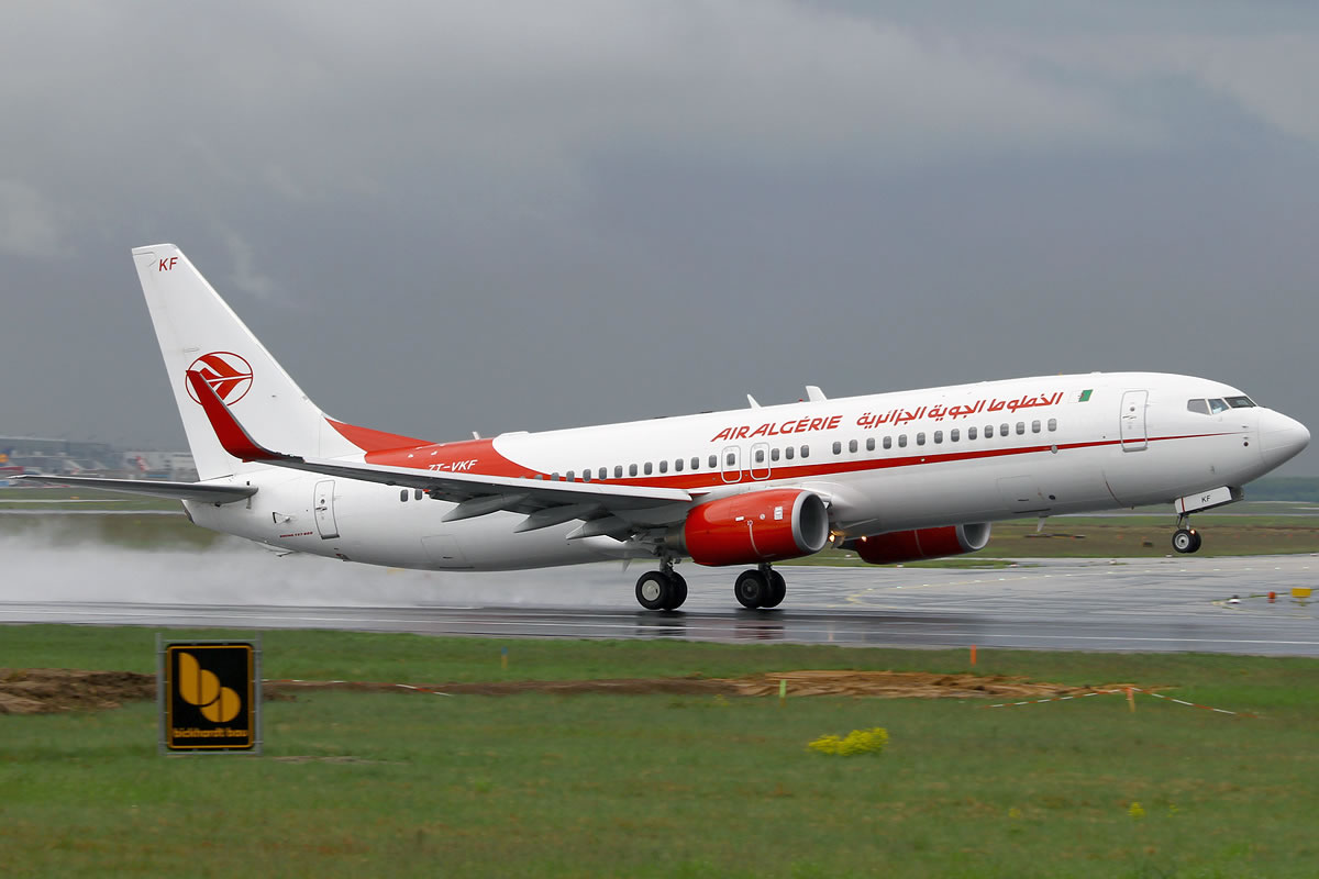 Air alg rie commande huit boeing b737 800 air journal for Air algerie reservation vol interieur