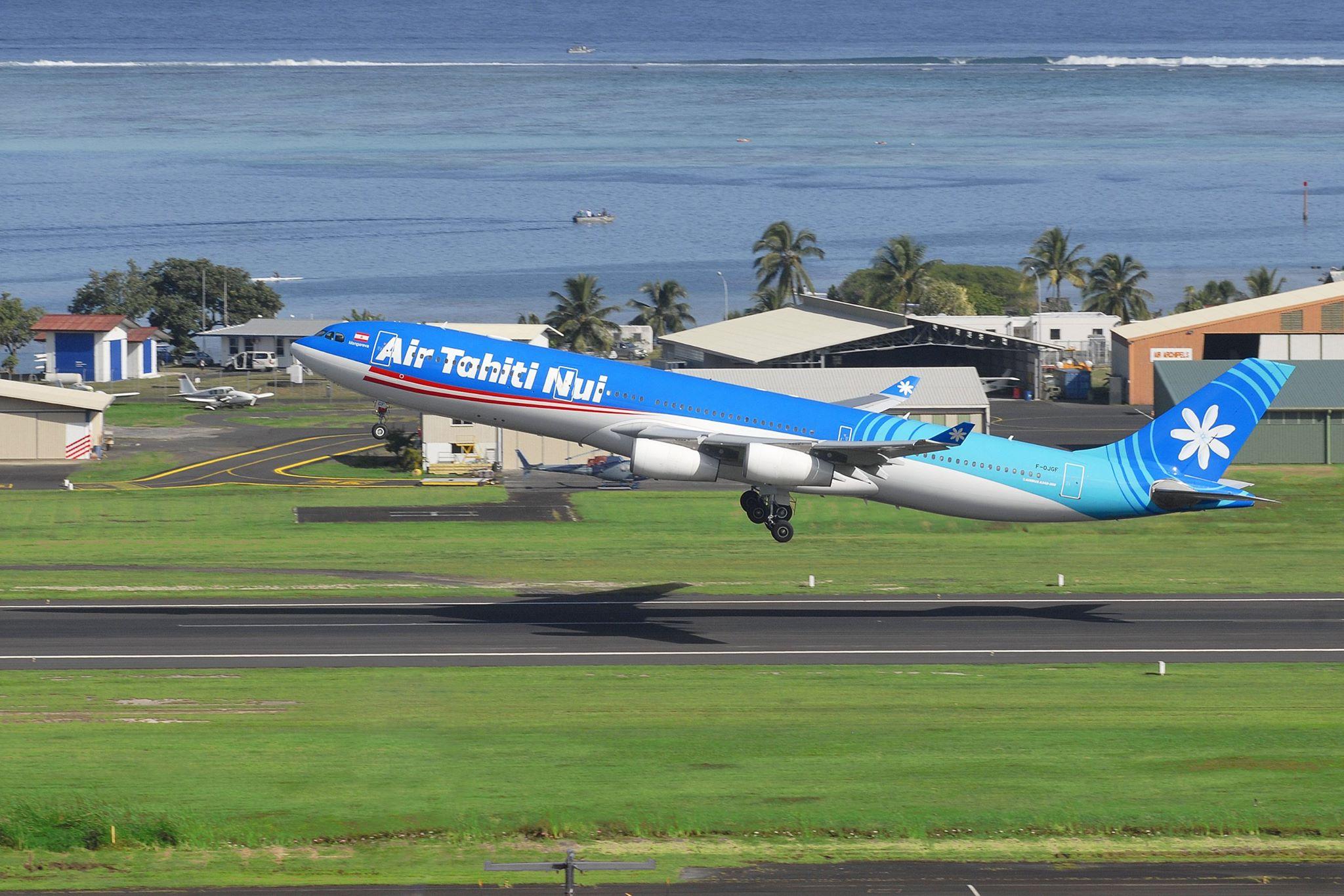 Air Tahiti Nui : un PGE de 66 millions d'euros se rapproche 1 Air Journal