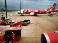 air-journal airasia bangkok aeroport  thailande