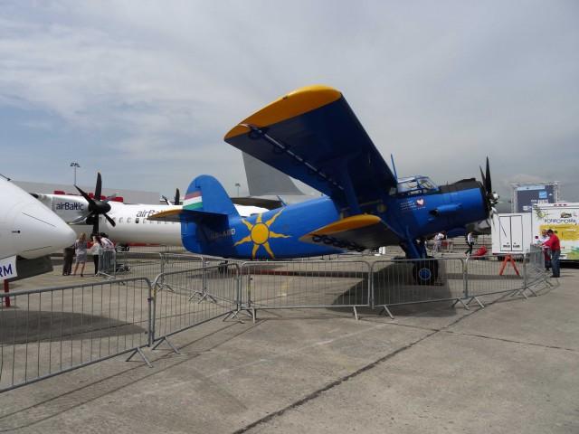 Bourget 2013 : avec Soar, Thales se lance dans le vol suborbital Par Rémy Decourt Air-journal-bourget-2013-16-640x480