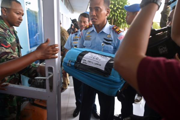 air-journal debris airasia valise image straits time