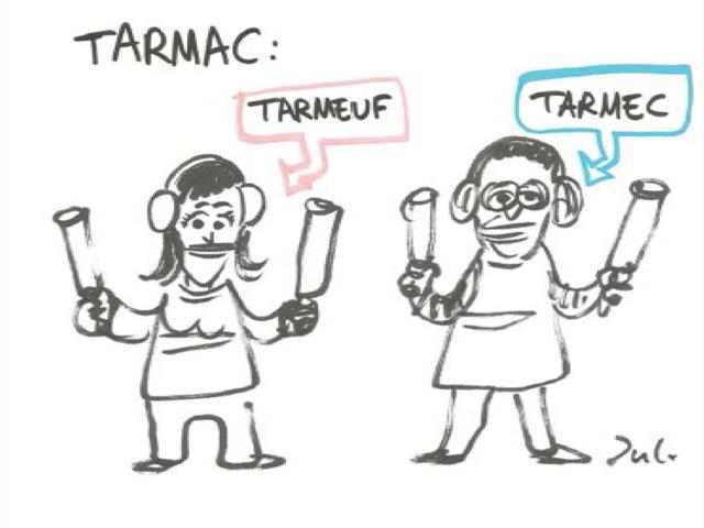 air-journal dessin-tarmac