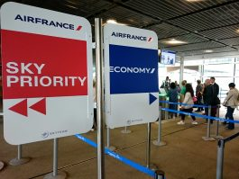 air-journal-embarquement passager-air-france-aeroport-roissy