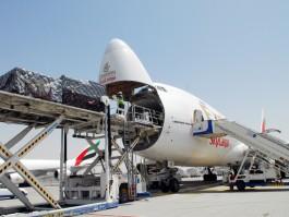 air-journal emirates cargo  fret