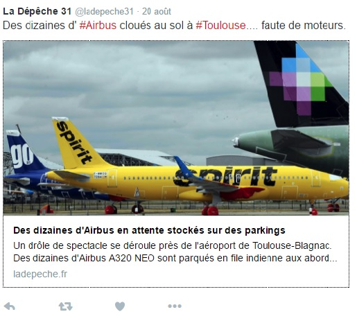 air-journal la depeche airbus