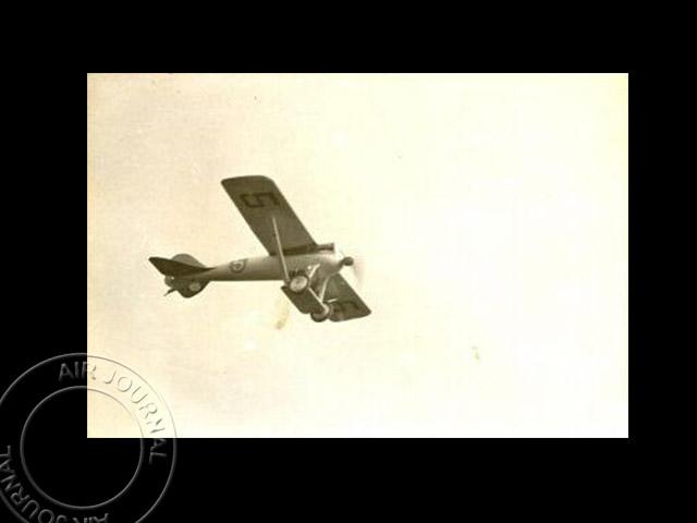 le 21 septembre 1922 dans le ciel 342 042 km h le nouveau record de vitesse air journal. Black Bedroom Furniture Sets. Home Design Ideas
