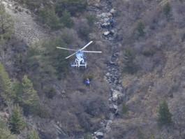 air-journal lieu crash germanwings gendarmes