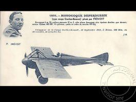 74b78a977cd Le 27 septembre 1913 dans le ciel   Maurice Prévost en tête des ...