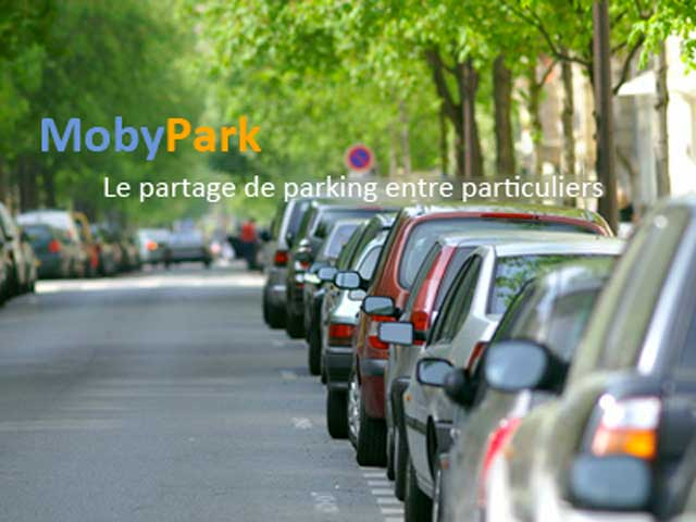 mobypark le aibnb du parking air journal. Black Bedroom Furniture Sets. Home Design Ideas