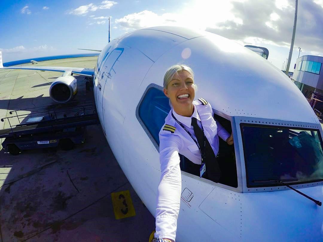 Femme Suedoise air-journal-pilote-femme-suedoise-ryanair | air journal
