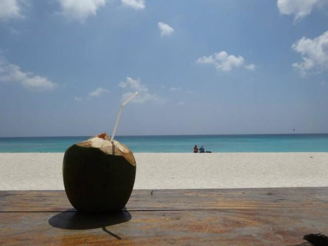 air-journal plage seychelles
