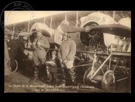 air-journal-poulet-benoist-1919-France-australie