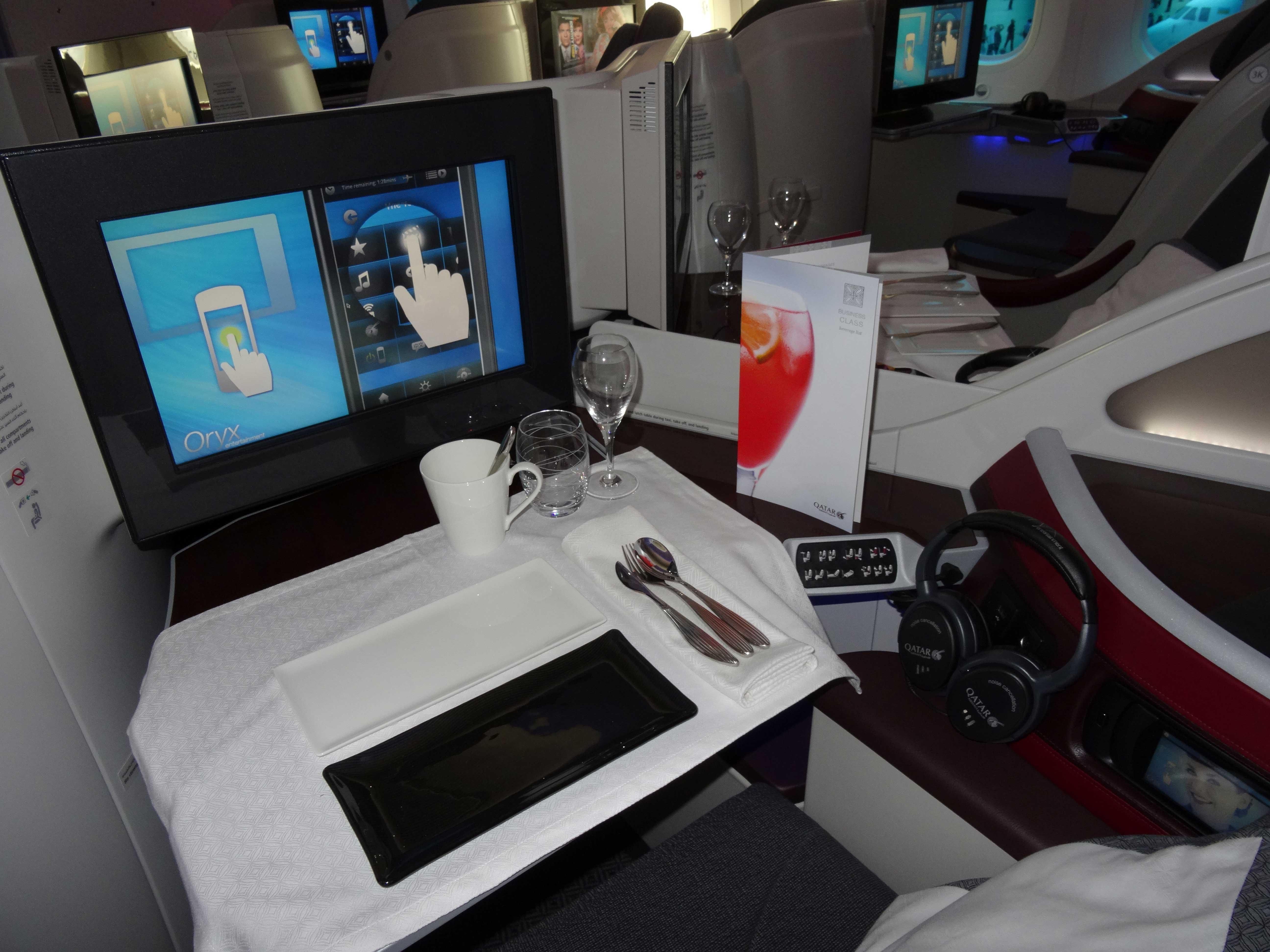 promo qatar airways deux billets pour le prix d un en classe affaires air journal. Black Bedroom Furniture Sets. Home Design Ideas