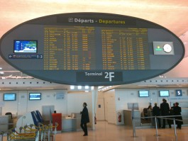 air-journal roissy terminal 2f