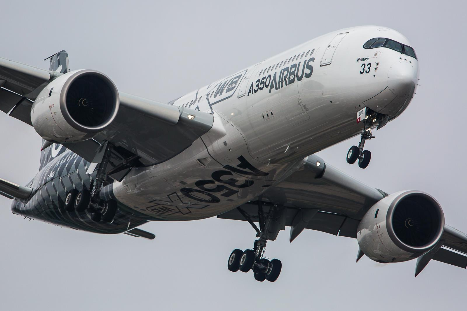 Airbus : un A350 tout cargo en projet ? - Air-Journal