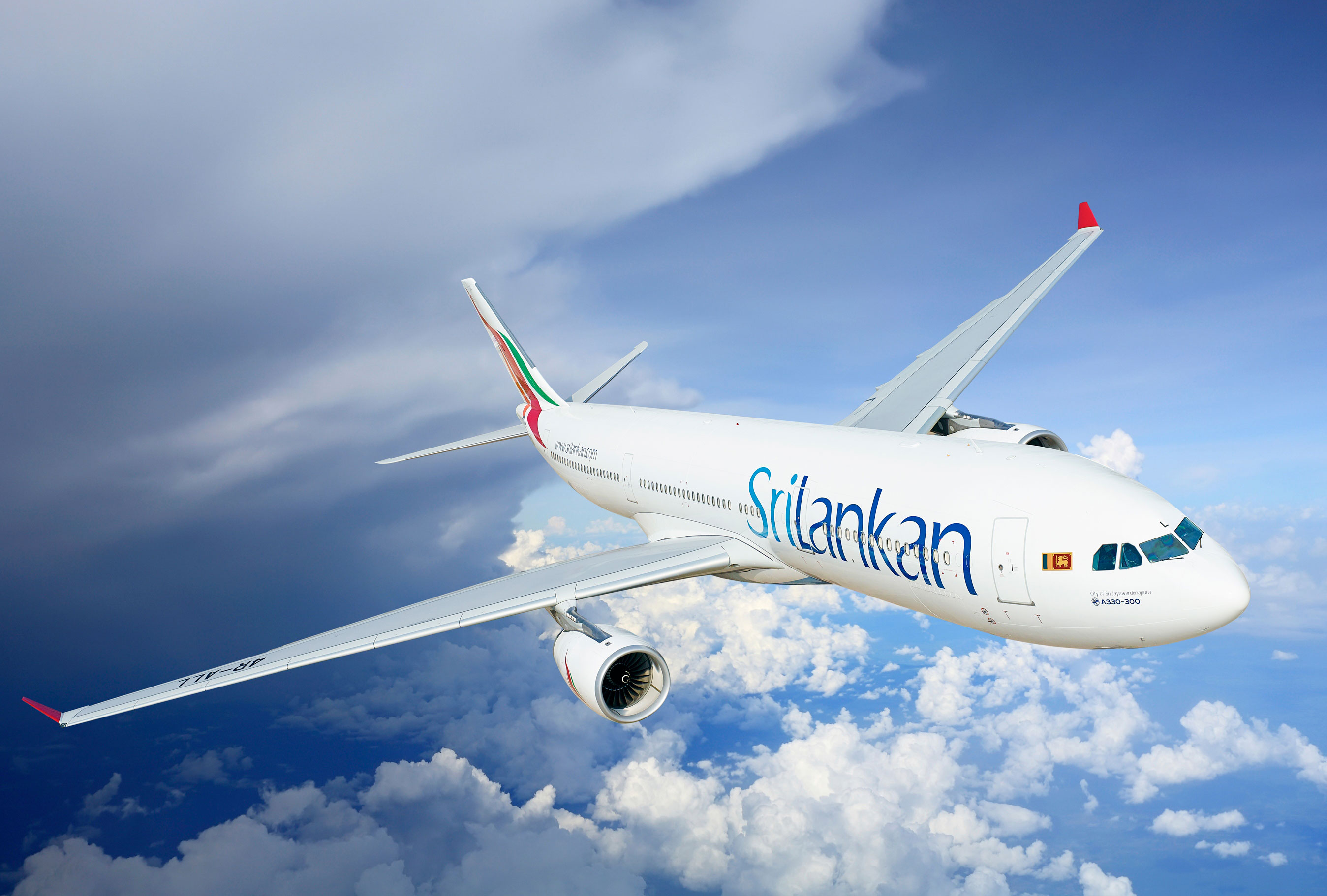 srilankan airlines paris colombo en a330 300 flambant neuf air journal. Black Bedroom Furniture Sets. Home Design Ideas