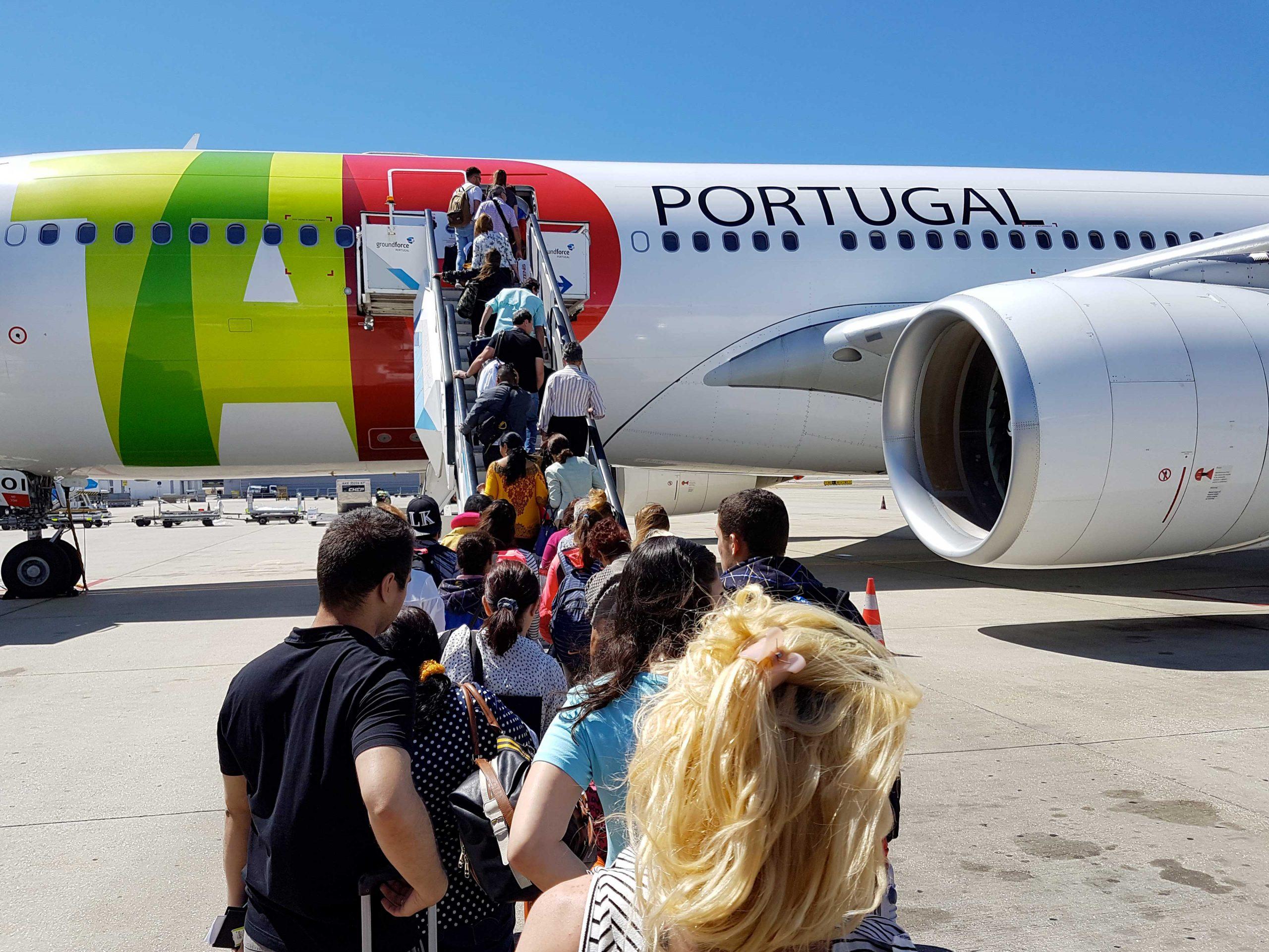 TAP Air Portugal: un pass illimité pour les vols en Europe 1 Air Journal