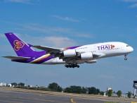 air-journal-thai airways premier A380