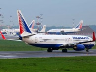 air-journal-transaero-737-800 at VKO