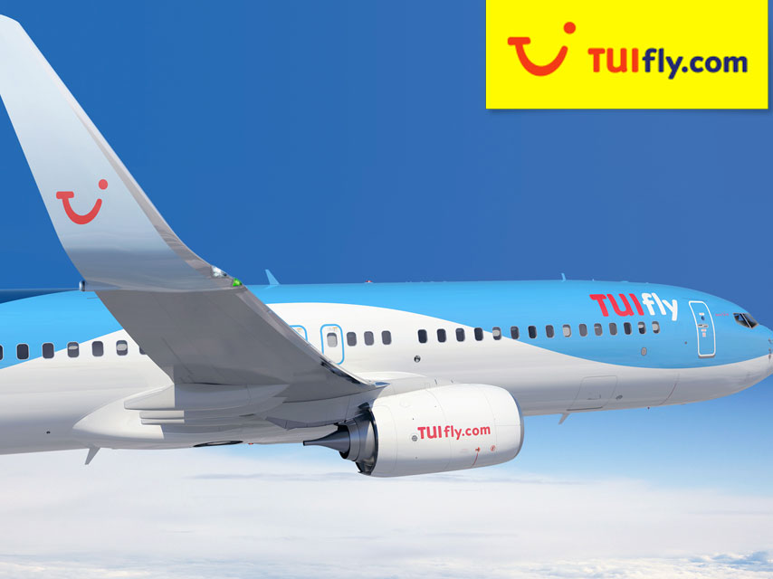 Air Journal Tui Fly Logo