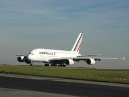 air-journal_A380 Air France Roissy©Air Journal