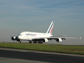 air-journal_A380 Air France Roissy©Air Journal