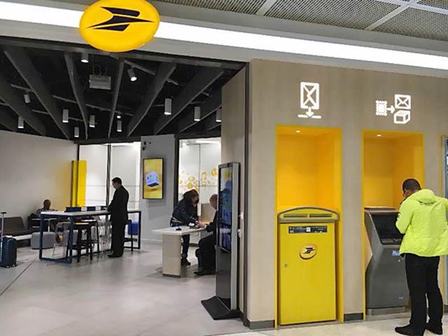 Ouverture De Deux Nouveaux Bureaux De Poste à Paris Orly Et Par