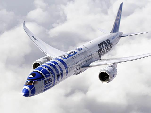 air-journal_ANA All Nippon Airways Star Wars R2D2
