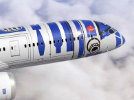 air-journal_ANA All Nippon Airways Star Wars R2D2close