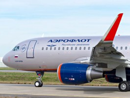air-journal_Aeroflot A320 sharklets closeup