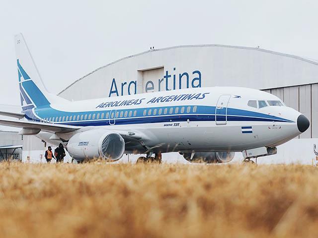 L'Argentine envisage d'ouvrir ses frontières 1 Air Journal