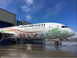 air-journal_Aeromexico 787 Quetzalcoatl