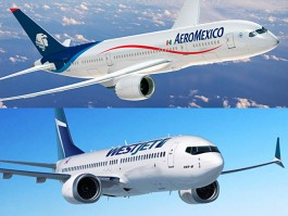 air-journal_Aeromexico WestJet