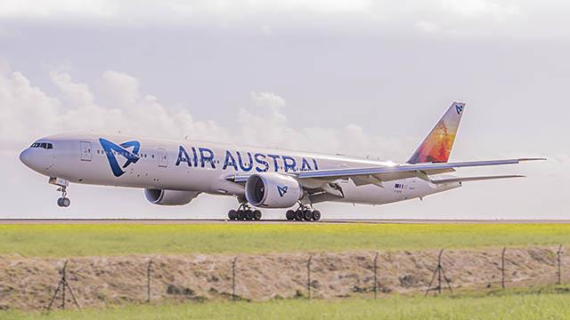 Air austral nouvelles cabines et nouveaux services air for Compagnie aerienne americaine vol interieur