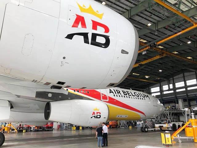 Un A340 de moins pour Air Belgium 1 Air Journal