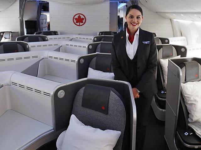 Air Canada: 50 domestic destinations on the 1 Air Journal program