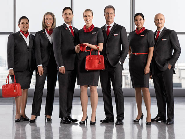Air Canada Ne Dira Plus Mesdames Et Messieurs Air Journal