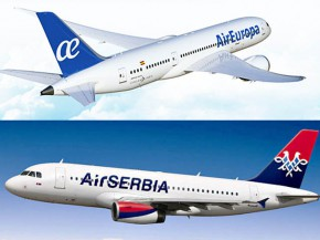 air-journal_Air Europa Air Serbia