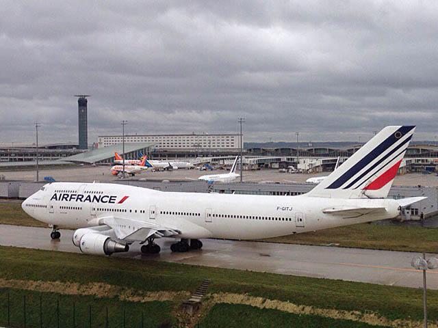 air-journal_Air France 747 Adieu roulage