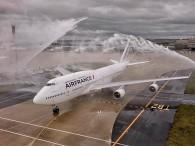 air-journal_Air France 747 adieu@ADP pompiers
