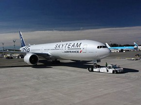 Skyteam lance un service skypriority air journal for Salon air france orly